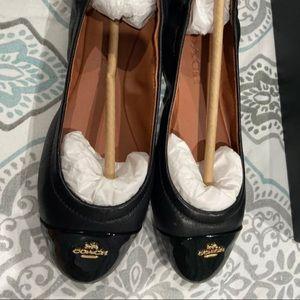 Coach Bonnie ballet shoes